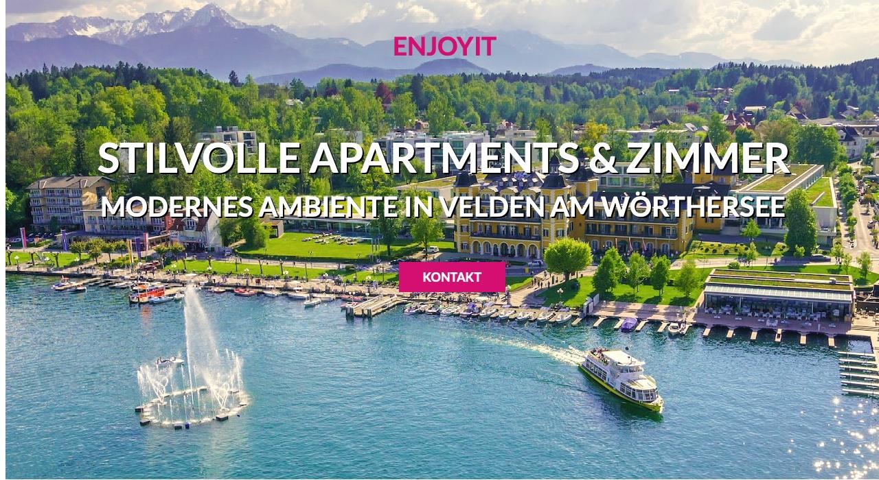 ENJOYIT Hotel am Wörthersee